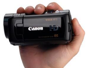 tiny Canon HF11