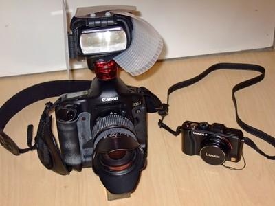 1DMKII+flash-LX5