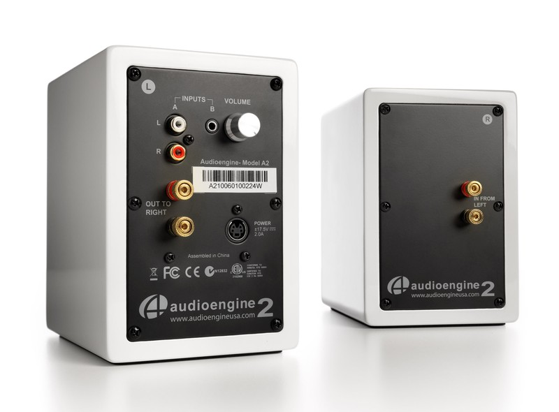 Audioengine A2's
