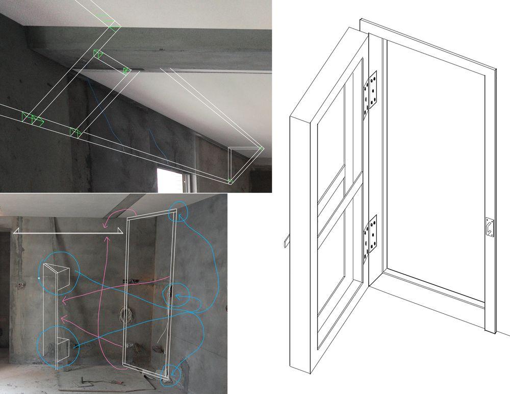 Studio door utility studio for 5th door design studio