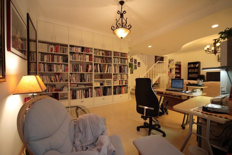 Cloud Pagoda Living Room Amp Study